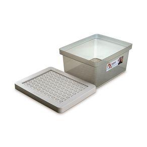 Organizador-Plastico-Multiuso-Grande-Alto-Gelo-18L-Hana-Ordene-still