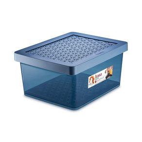 Organizador-Plastico-Multiuso-Grande-Alto-Nuvem-18L-Hana-Ordene-still