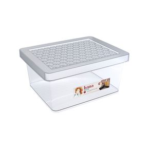 Organizador-Plastico-Multiuso-Grande-Alto-Cristal-18L-Hana-Ordene-still