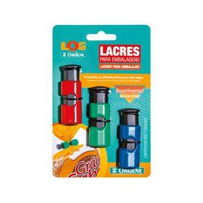 Lacre-para-Embalagens-Plastico-Azul-Vermelho-Verde-Log-Ordene-3-Pecas-embalagem