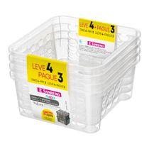 Cesta-Empilhavel-Plastico-Transparente-746ml-Moolti-Sanremo-Leve-4-Pague-3-still