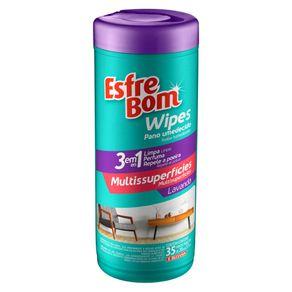Wipes-Panos-Umedecidos-para-Multissuperficies-Lavanda-EsfreBom-Bettanin-embalagem