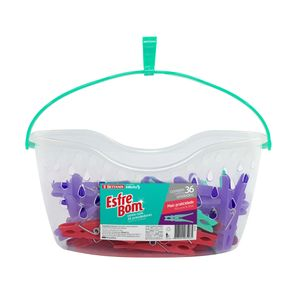Cesto-com-Prendedor-de-Roupa-Plastico-EsfreBom-Bettanin-36-Unidades-embalagem