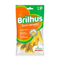 Luva-Latex-Versatil-Pequena-Amarela-Brilhus-Bettanin