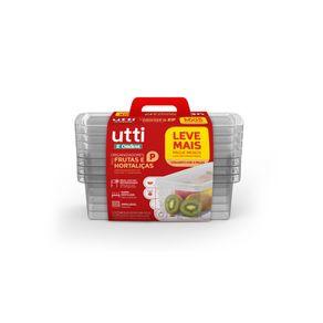 Caixa-Organizadora-Plastica-para-Frutas-e-Hortalicas-Pequena-Transparente-Utti-Ordene-Leve-Mais-Pague-Menos-still