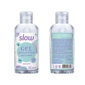 Alcool-em-Gel-Antisseptico-Hidratante-Neutro-60ml-Slow-Lanossi-embalagem